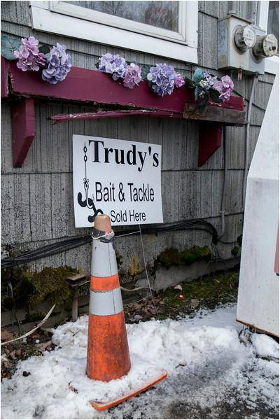 Nineveh NY Trudis Bait and Tackle January 2014