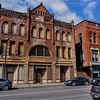 Binghamton NY March 2016 Street Scene 1