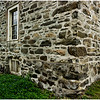 New Paltz NY Huegenot Street Jean Hasbrouck House 2 Built 1712, April 2016