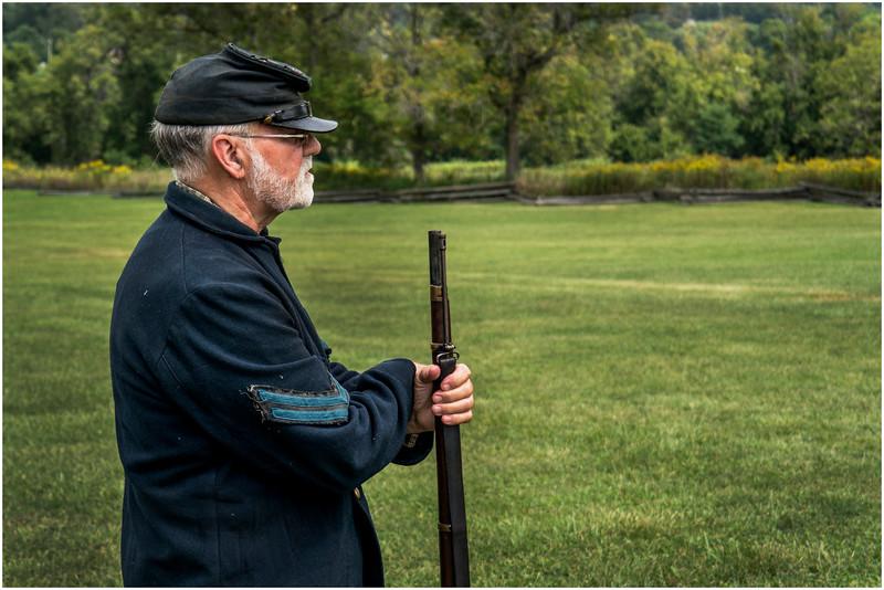 Schoharie NY Civil War Encampment 14 September  2016
