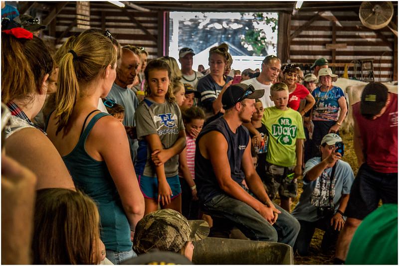 Schaghticoke Fair Birther Crowd September 2016