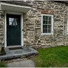 New Paltz NY Huegenot Street Freer House 2 Built 1720, April 2016