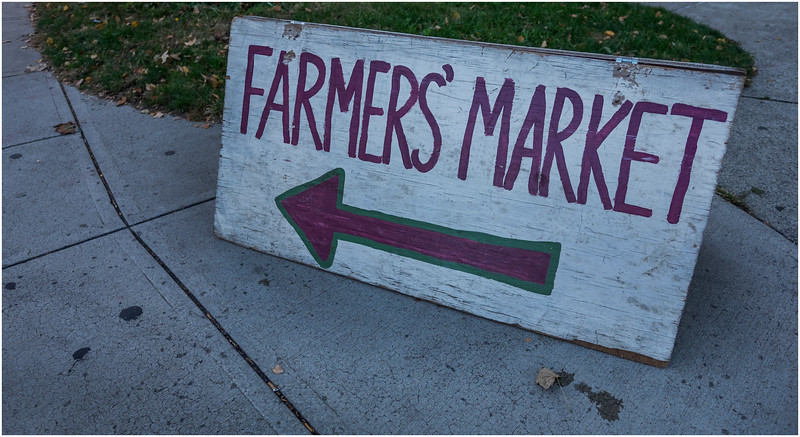 Troy NY Farmers Market 1 October 2017