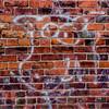 Binghamton NY March 2016 Brick Grafitti 1