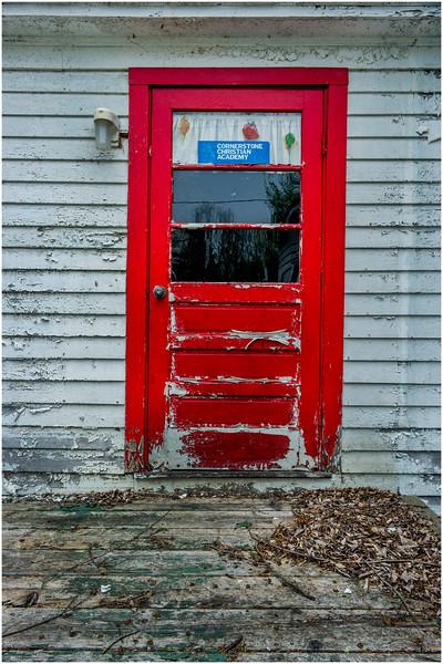 Sloansville NY Abandoned Church Parsonage 4 May 2016