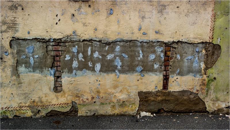 Binghamton NY March 2016 Artistic Wall 16