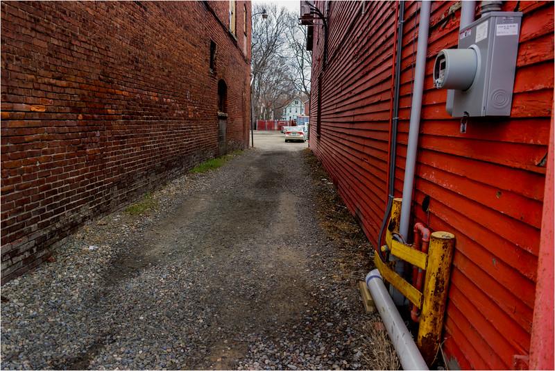 Binghamton NY March 2016 Between Brick and Wood