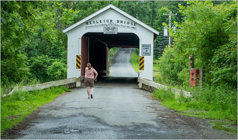 NY Washington County Rexleigh Bridge 1 June 2019
