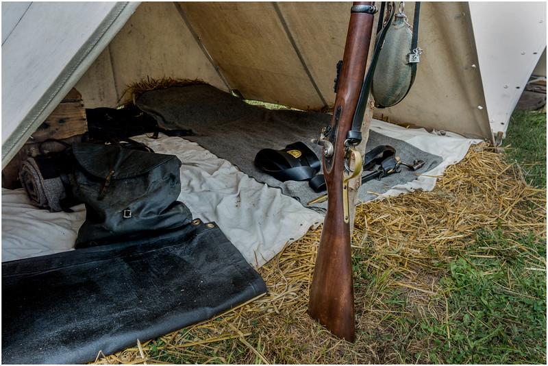 Schoharie NY Civil War Encampment 4 September  2016