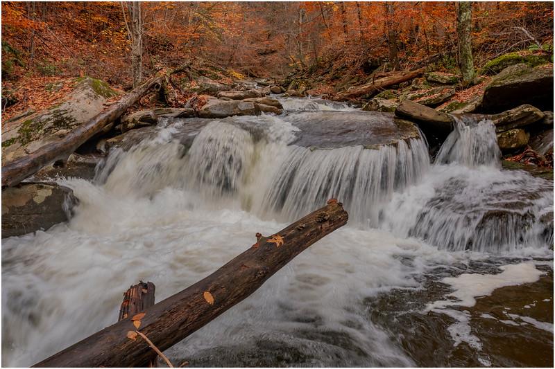New York Catskills Kaaterskill Creek 8 October 2019