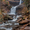 New York Catskills Kaaterskill Falls 20 October 2019
