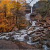 New York Catskills Kaaterskill Falls 16 October 2019