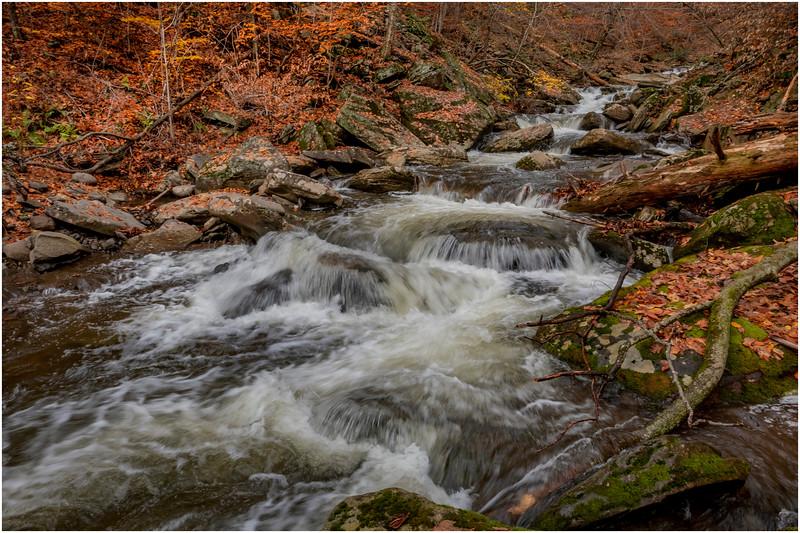 New York Catskills Kaaterskill Creek 5 October 2019