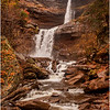 New York Catskills Kaaterskill Falls 2 October 2019