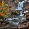 New York Catskills Kaaterskill Falls 19 October 2019