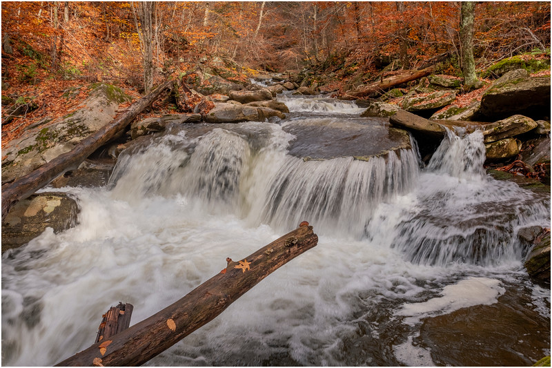 New York Catskills Kaaterskill Creek 13 October 2019