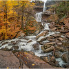 New York Catskills Kaaterskill Falls 18 October 2019