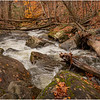 New York Catskills Kaaterskill Creek 11 October 2019