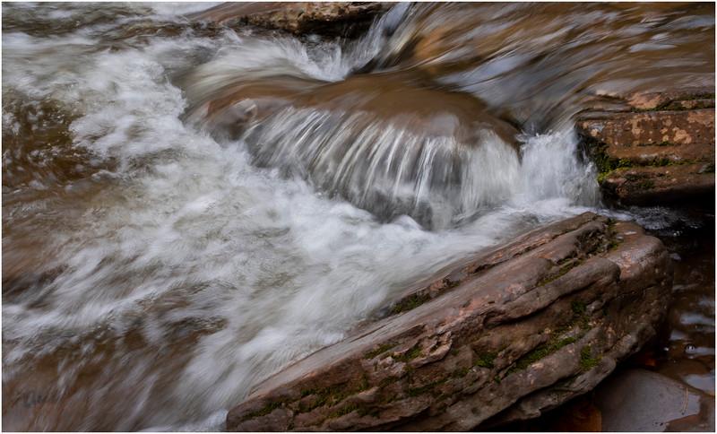 New York Catskills Kaaterskill Creek 14 October 2019