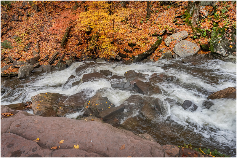New York Catskills Kaaterskill Creek 3 October 2019