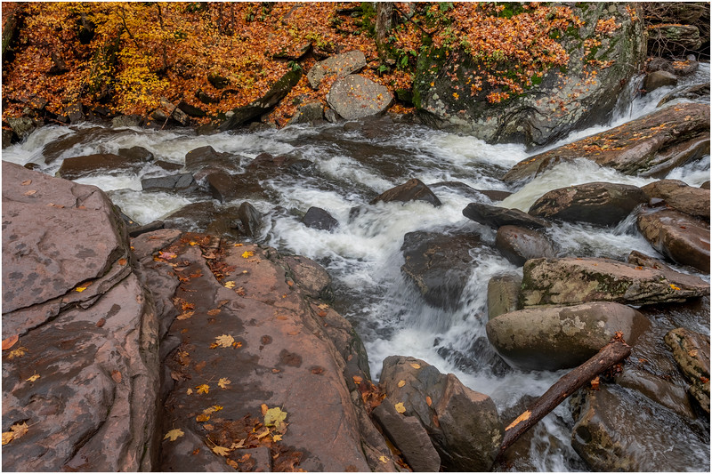 New York Catskills Kaaterskill Creek 1 October 2019