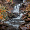 New York Catskills Kaaterskill Falls 21 October 2019