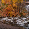 New York Catskills Kaaterskill Falls 17 October 2019