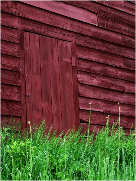 Clarksville NY May 2008 Spore Road Barn 1