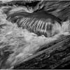 New York Catskills Kaaterskill Creek BW 14 October 2019