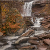 New York Catskills Kaaterskill Falls 7 October 2019