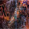 Portland Maine Grafitti Gangway 1 March 2017