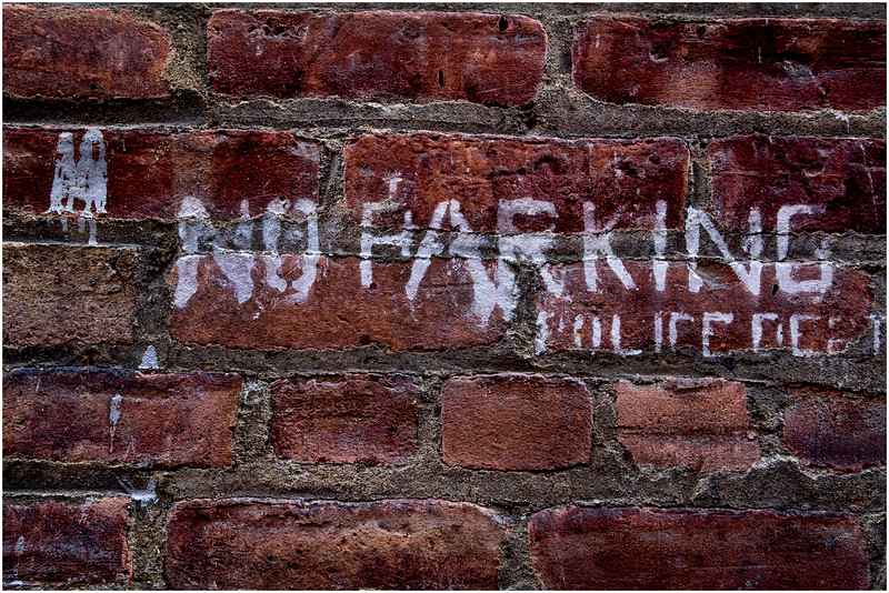 Troy NY Brick No Parking 3 December 2016