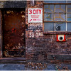 Troy NY Brick Doorway 6 December 2016