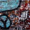 Portland Maine Grafitti Gangway 7 March 2017