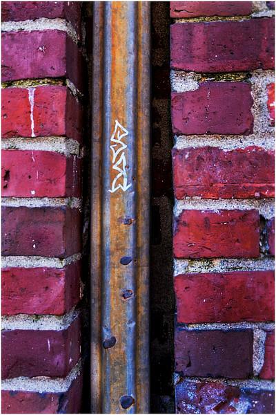 Portland Maine Brick Detail 26 March 2017