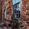 Cohoes NY Harmony Mill #3 Back Wall 2009