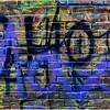 Portland Maine Grafitti Gangway 8 March 2017