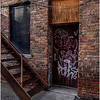 Troy NY Back Alley 32 Escape January 2017