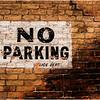 Cohoes NY No Parking  on Brick 2009