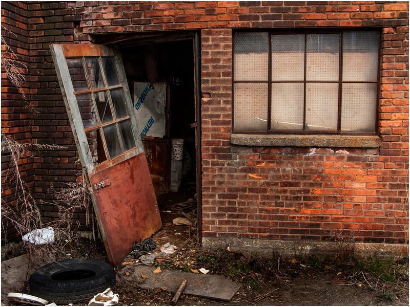Troy NY  Factory Entry 4 2008
