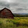Adirondacks Keene Barn Exterior 2 September 2013