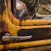 Adirondacks Essex Chain Parking Lot Old Truck Detail 19 October 2013