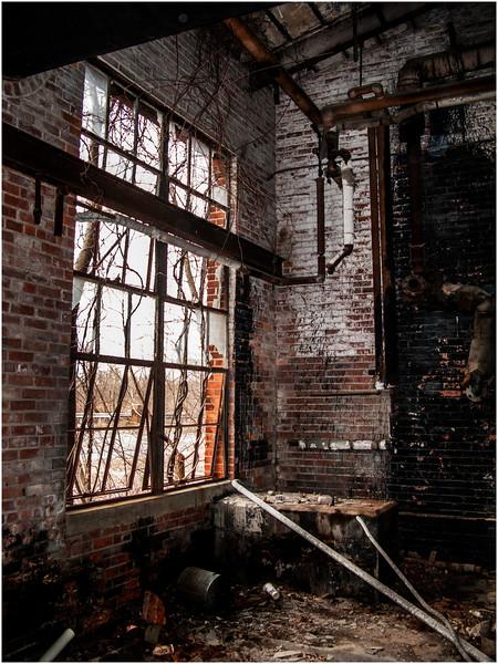 Troy NY  Factory Interior 12 2008
