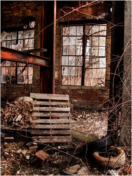 Troy NY  Factory Interior 11 2008