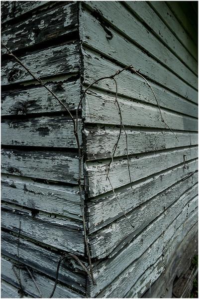 Adirondacks Long Lake NY White Barn 5 May 2016