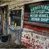 Berne NY Vern's Garage 6 May 2016