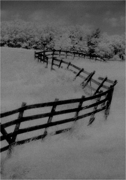Rennselaer County Fenceline 2 IR Film June 1985