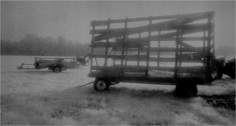 New Scotland NY Meads Lane Farm 8 IR Film May 1991