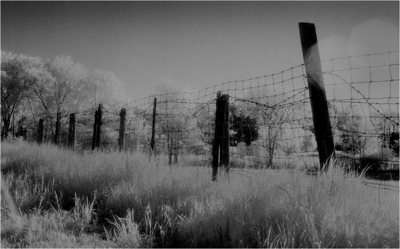 Rennselaer County Fenceline 1 IR Film June 1985