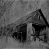 Washington County NY Abandoned Garage 1 IR Film June 1987